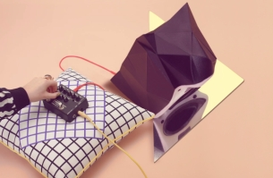 Check Out Blinkink's 3D-printed Stop Motion Guide to Electronic Music