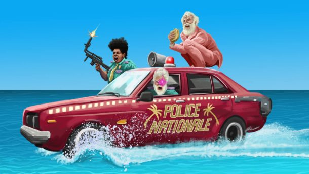 Jim Hosking's Comedy Series 'Tropical Cop Tales' Premieres on Adult Swim