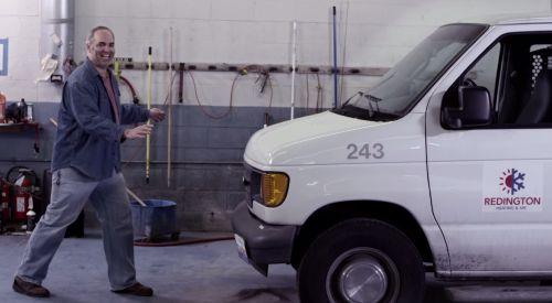 The Truck Whisperer Returns In FCB Chicago's Fleetmatics Spots