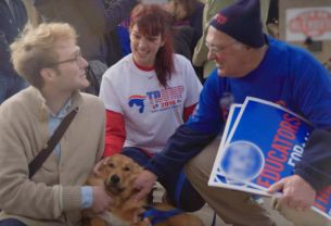 Can a Dog Bring Trump and Hillary Supporters Together?