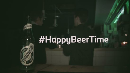 Carlsberg Group Launches 'Happy Hour of the Future'