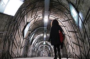 Croatia Insurance Company's 'The Tunnel' Exhibition Generates Over a 100,000 Visitors