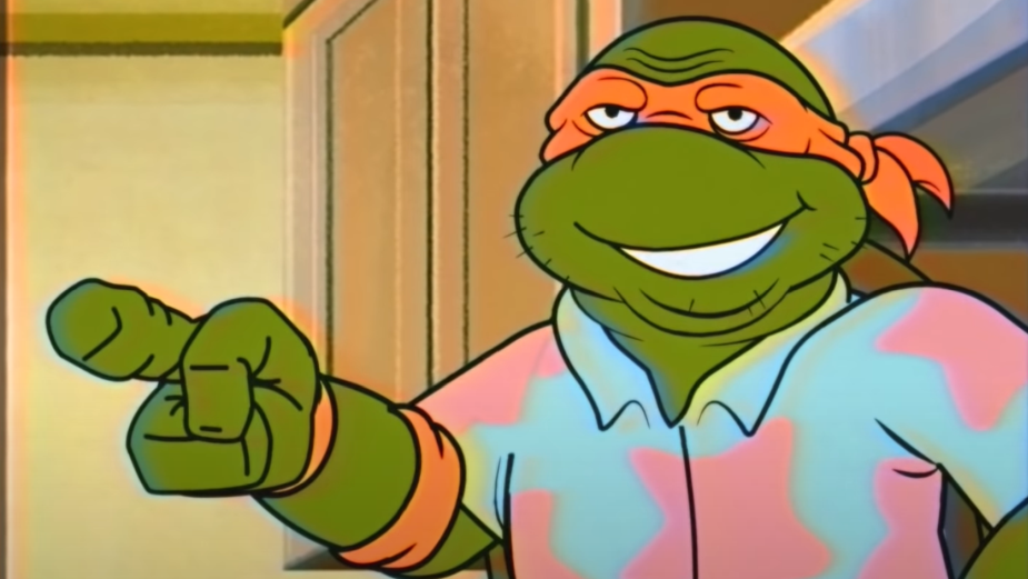 Middle-Aged Mutant Ninja Turtles: The SNL Sketch Intended for Live Action and Brought to Life in Animation