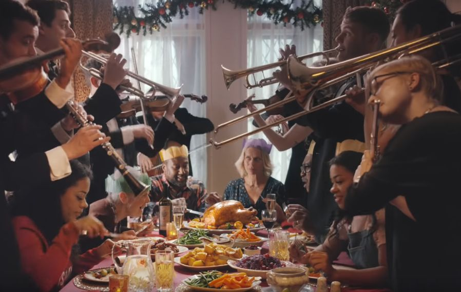 Lidl UK Upgrades Christmas in Festive Spots from TBWA\London