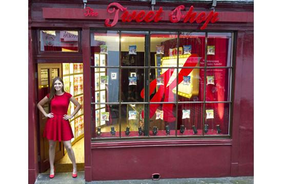 World's First 'Tweet' Shop Opens in London