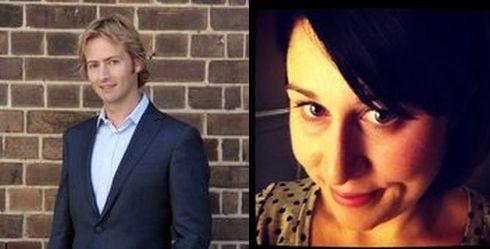 Leo Burnett Sydney Hire Russ Mitchinson And Emma Montgomery