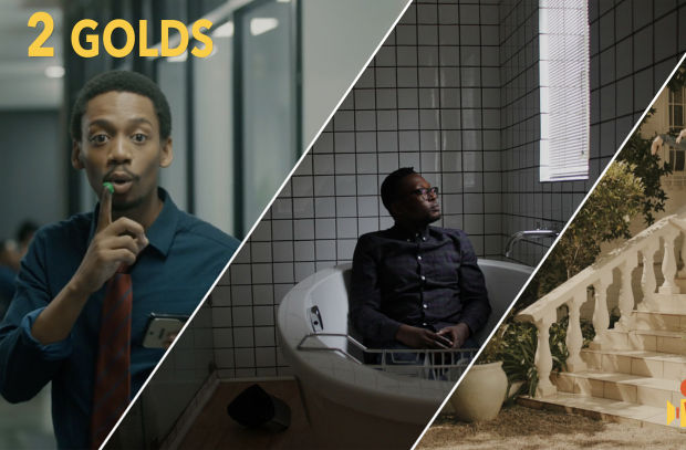 Massïf Media's Nare Mokgotho Wins Two Golds at Young Directors Awards