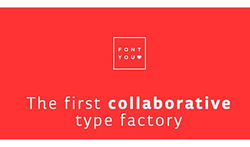 Typelovers Unite On the First Ever Social Typography Network 'Fontyou'