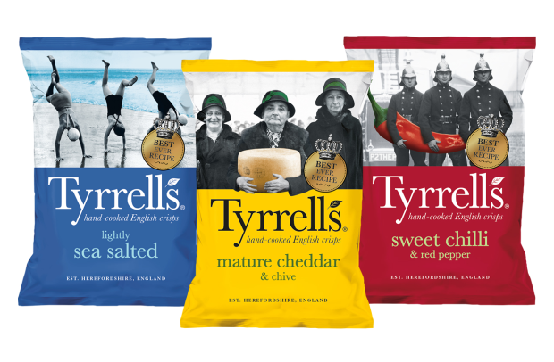 KP Snacks Appoints St Luke's to Tyrrells, Popchips and KP Nuts Accounts