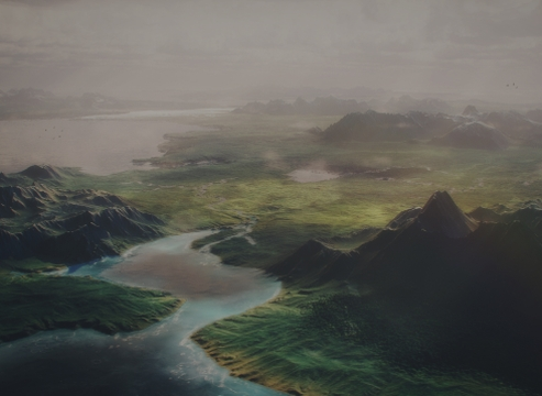 Have Your Own Unexpected Journey with Google's Digital Middle-earth
