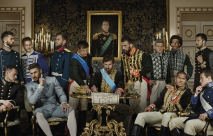 Have W+K Amsterdam & Nike Created The Ultimate Football Team Photo?