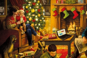 OgilvyOne's Christmas Card is a Lovely Tribute to Its Clients