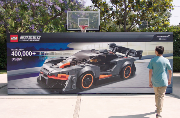Xbox and LEGO Surprise Celebrity YouTube Unboxer with 'Ultimate Unboxing' Stunt