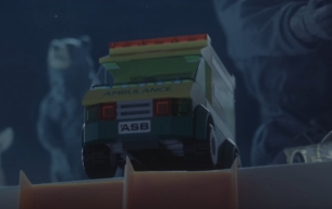 ASB Bank's Toy Ambulance Ventures Out in Support of St John