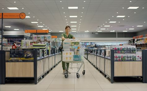 Lidl UK Unveils Middle Aisle Excitement with Latest Campaign from TBWA\London