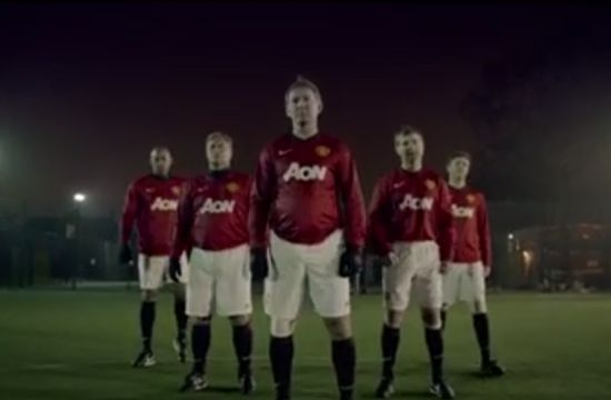 Man Utd Legends are Back