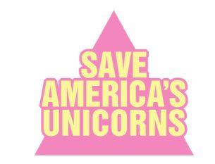 America's Wild Horses Get Turned into Unicorns to Raise Awareness of Their Vanishing Numbers