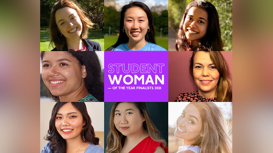 UNiDAYS Student Woman of the Year 2021 Shortlist Announced