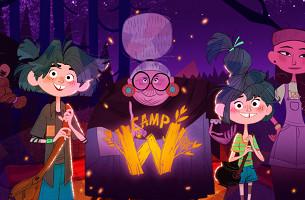 Psyop Launches Original Visual Adventure Game 'Camp W'