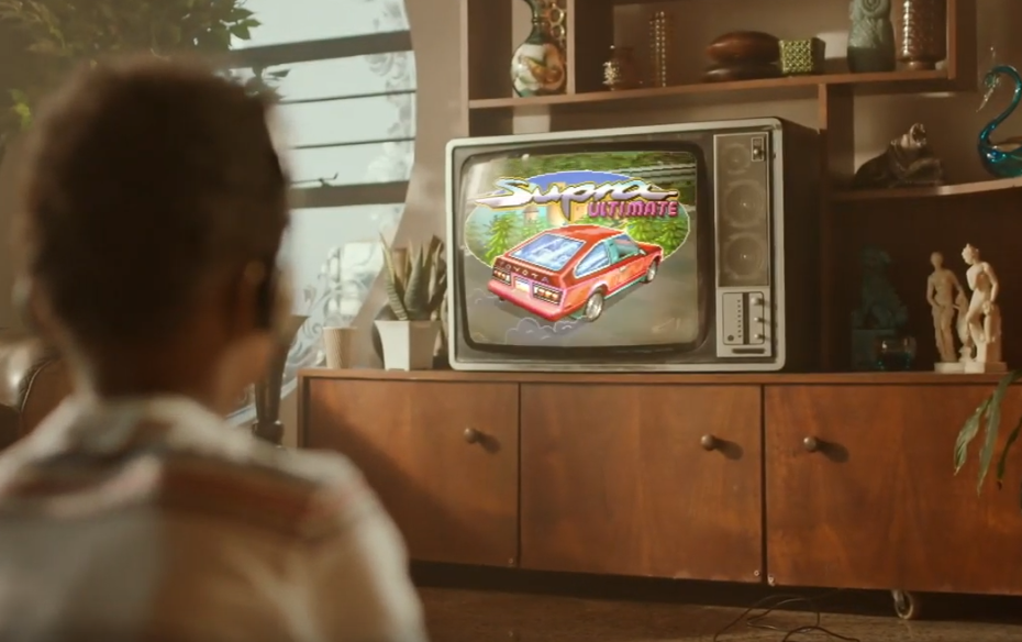 Press Start and Play Through Generations of Toyota in Nostalgic Video Game Spot