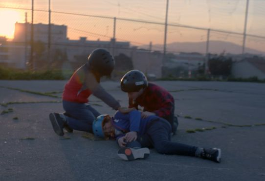 Unflinching Film by Quad's Henry Mason Tells Parents to 'Let Them Fall'