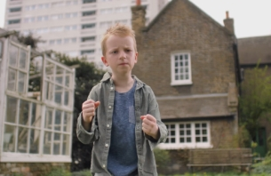 Mini Kevin McCloud Has Grand Designs in New Save The Children Film
