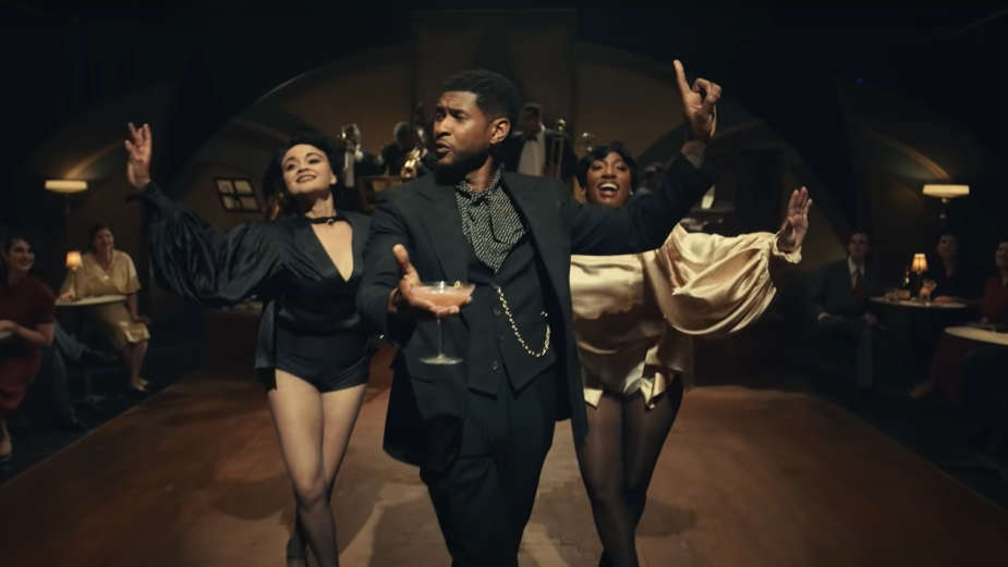 Rémy Martin and Usher Celebrate Two Cultures of Excellence in History Hopping Film