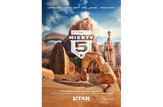Struck Heads to Utah's National Parks