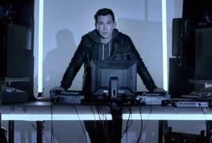 DJ Hardwell & Carmen Jorda Compose the Ultimate Driving Track from Tyre Data