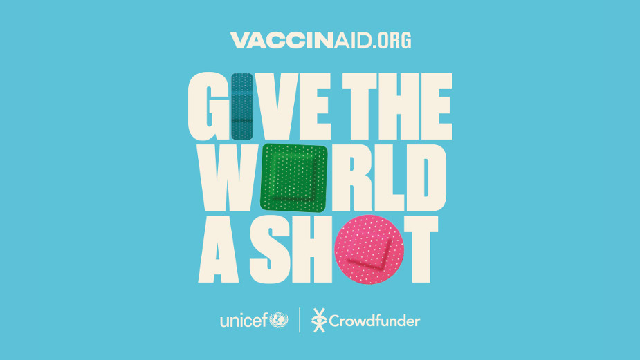 VaccinAid Encourages Us to Donate and 'Give the World a Shot' Against Covid-19