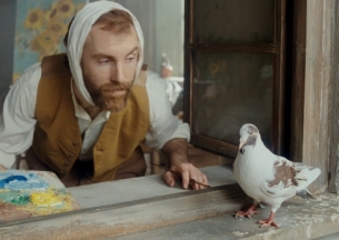 Andy Warhol & Van Gogh Star in BBDO NY's New Lowe's Ads