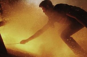 Nicholas Berglund's Variable Shoots Greek Firework Warfare