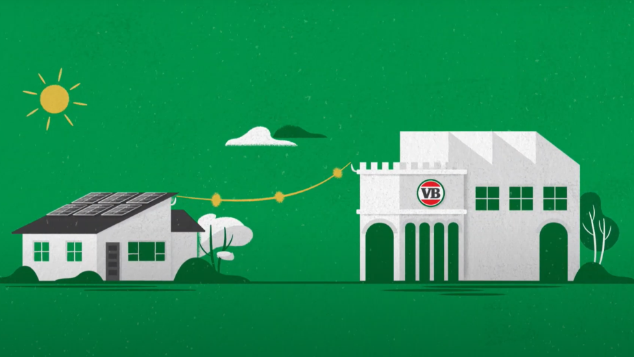 Swap Solar Power for Beer in Programme from Victoria Bitter and Clemenger BBDO Melbourne