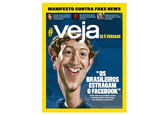 VEJA Launches Campaign to Fight Fake News