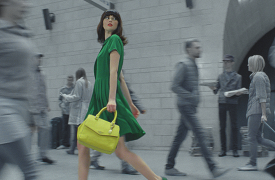 Very.co.uk Brightens Up Dreary Streets