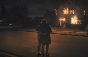 Crew Cuts VFX team Sets a House on Fire for American Red Cross' 'Cold Outside'