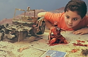These Fake Retro Action Man Spots Highlight the Horrors & Victims of War