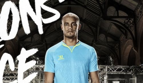 Vincent Kompany Stars In Wolfpack's Warrior Football Campaign