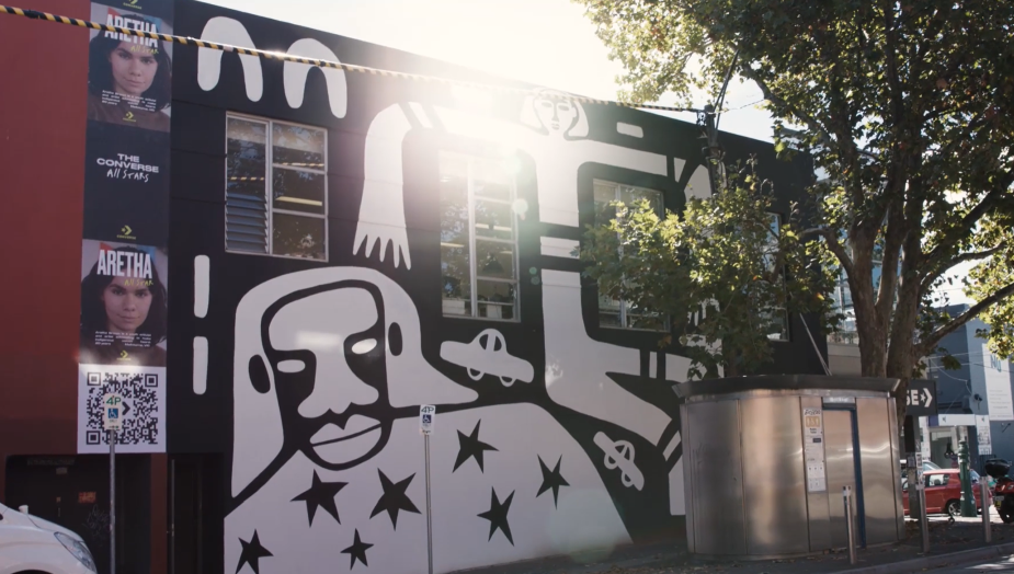 Converse and Amplify Clean the Air in Melbourne Through 'City Forests'