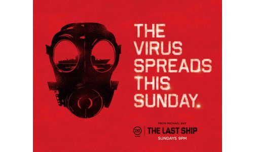 """TNT Invades New York's Grand Central Terminal for """"The Last Ship"""""""