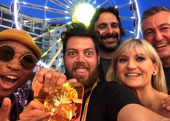 NATIVE VML Bags Six Lions at Cannes 2017