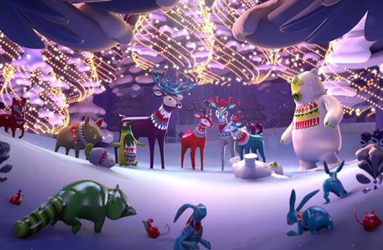 Vodafone Ireland debuts Christmas Campaign