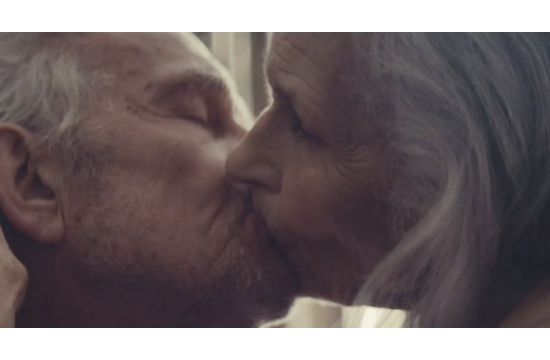 Vodafone's 'The Kiss' from Grey London