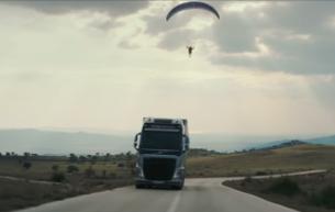 Forsman & Bodenfors Takes Flight In New Volvo Spot