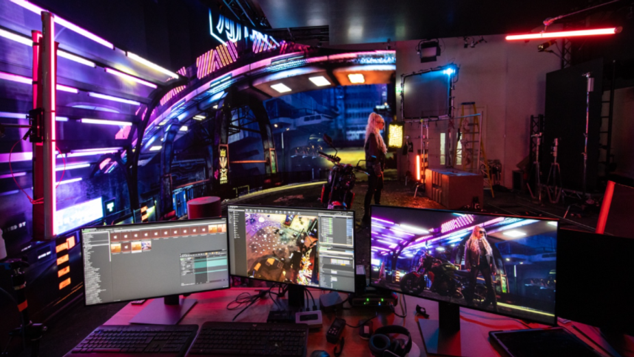 A Behind-the-Scenes Look at Storytelling with Virtual Production