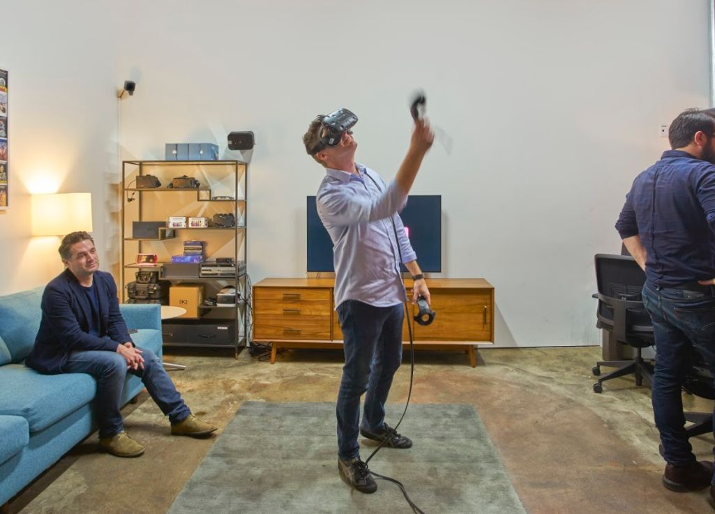 Escape from LA: VR is Taking Over Tinseltown