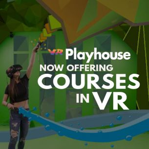 The VR Playhouse School Launches in Los Angeles