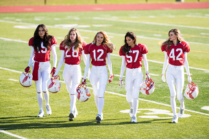 Victoria's Secret Teases Sporty Super Bowl Ad - And Then Bares All In Actual Spot