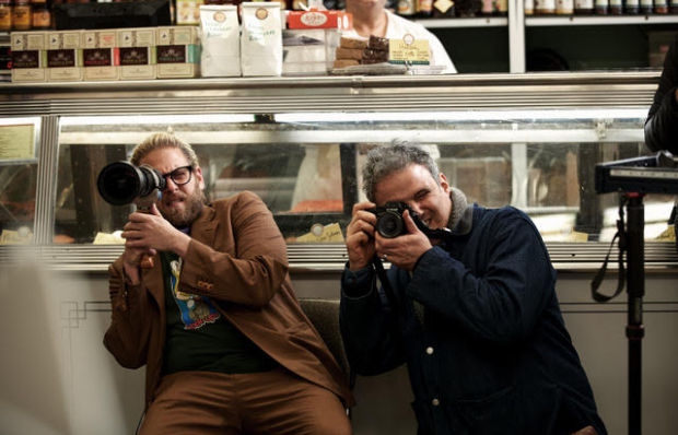 Jonah Hill Directs Dizzying Video for Latest Vampire Weekend Single