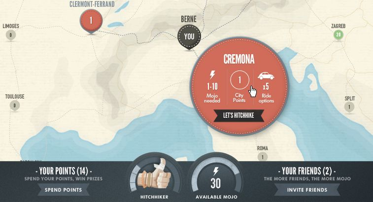 Tribal DDB Amsterdam and Facebook launch VW Game